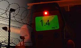 Один год лишения свободы в ИК строгого режима за повторное управление автомобилем в нетрезвом состоянии